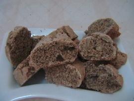 עוגיות ביסקוטי,אגוזים וצימוקים ללא סוכר מחיטה מלאה  # יונייטד מתכונים