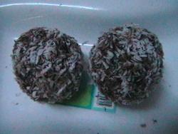 כדורי שוקולד # יונייטד מתכונים