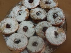 עוגיות ריבה - סנדוויץ # יונייטד מתכונים