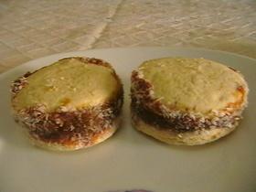 עוגיות ריבת חלב-אלפחורס # יונייטד מתכונים