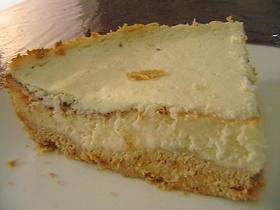 עוגת גבינה וקרם לימון # יונייטד מתכונים