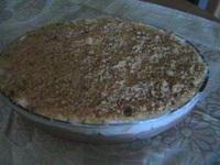 עוגת גבינה פירורים>>>מאסטר מתכונים