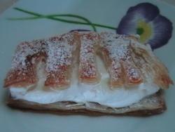 עוגות קרמשניט מבצק עלים- מאסטר מתכונים