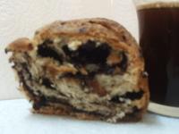 עוגת שמרים במלית שוקולד/גבינה # יונייטד מתכונים