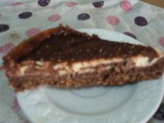 עוגת שוקולד וגבינה  # יונייטד מתכונים