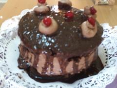 עוגת שוקולד 3 שכבות  # יונייטד מתכונים