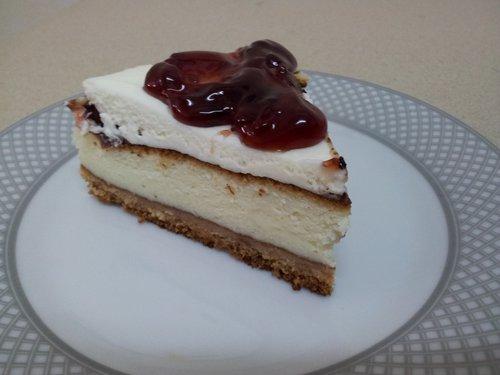 עוגת גבינה וקצפת - מטריפה...  >>>מאסטר מתכונים