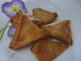 סיגרים מרוקאיים מתוקים -משולשים במלית שקדים-מלווה בתמונות שלב אחר שלב  # יונייטד מתכונים