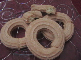 עוגיות מכונה מרוקאיות מתוקות>>>מאסטר מתכונים