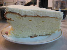 עוגת גבינה גבוהה במיוחד # יונייטד מתכונים