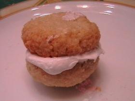 עוגיות סנדוויץ שקדים מרוקאיות>>>מאסטר מתכונים