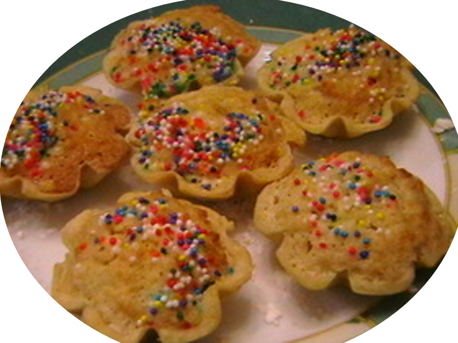 מאספן - עוגיות מרציפן מרוקאיות