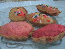 עוגיות מאספן - מרציפן מרוקאיות מלווה בתמונות שלב אחר שלב >>>מאסטר מתכונים