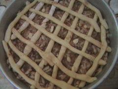 עוגת תפוחים   לחץ לכניסה למאגר 17  -  מתכוני מתוקים בתמונות   יונייטד מתכונים