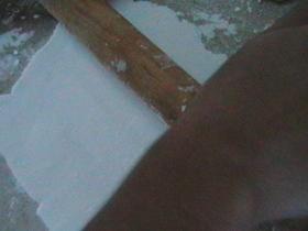 עוגיות שושנים מבצק סוכר-מרציפן-שקדים- שלב אחר שלב מלווה בתמונות- מאסטר מתכונים