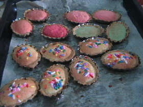 עוגיות מאספן - מרציפן מרוקאיות מלווה בתמונות שלב אחר שלב- מאסטר מתכונים