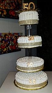 עוגת יום הולדת או כל אירוע משמח - מאסטר מתכונים