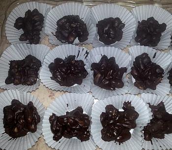 ממתקי שוקולד- מאסטר מתכונים
