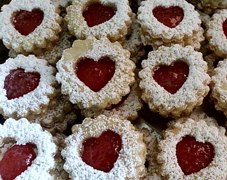 עוגיות סנדוויץ-