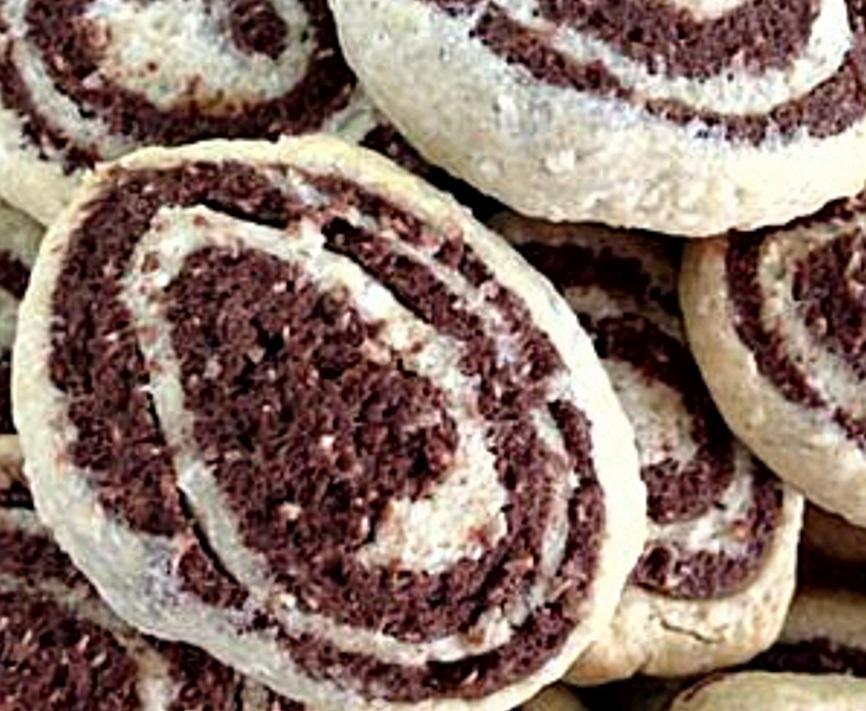 עוגיות ספירלה-