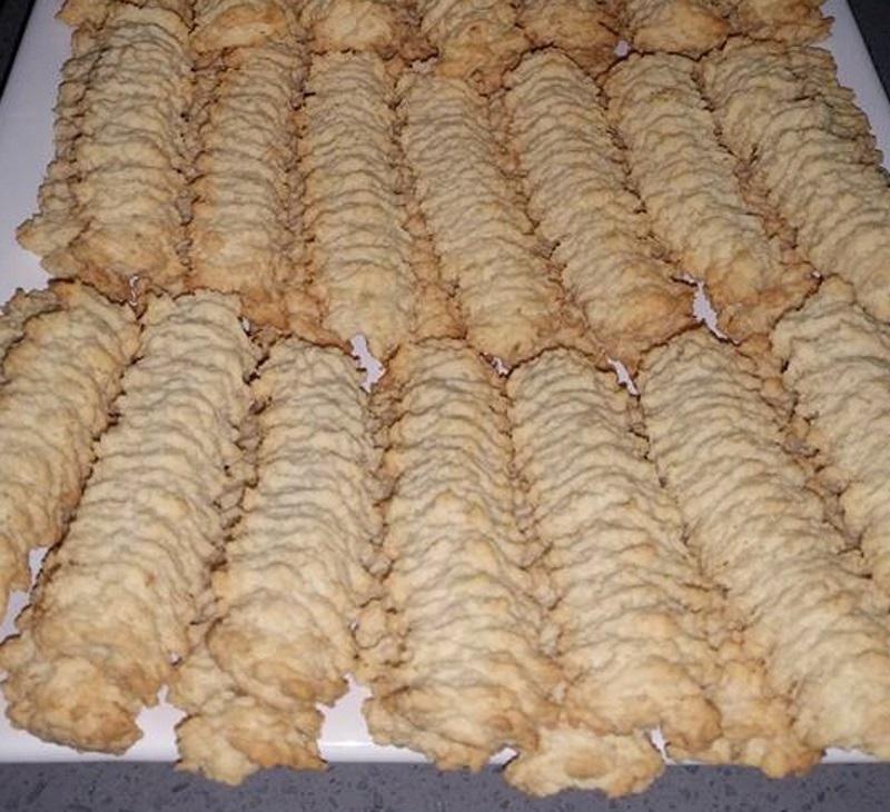 עוגיות מכונה- מאסטר מתכונים