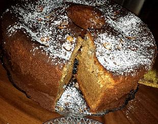 עוגת דבש גבוהה רכה וטעימה- מאסטר מתכונים