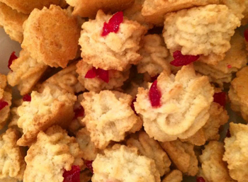 עוגיות שקדים  >>>