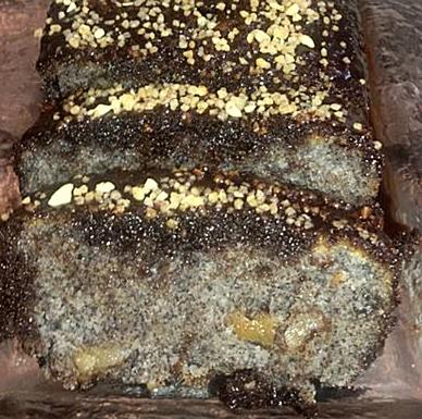 עוגת פרג אגוזים- - מאסטר מתכונים