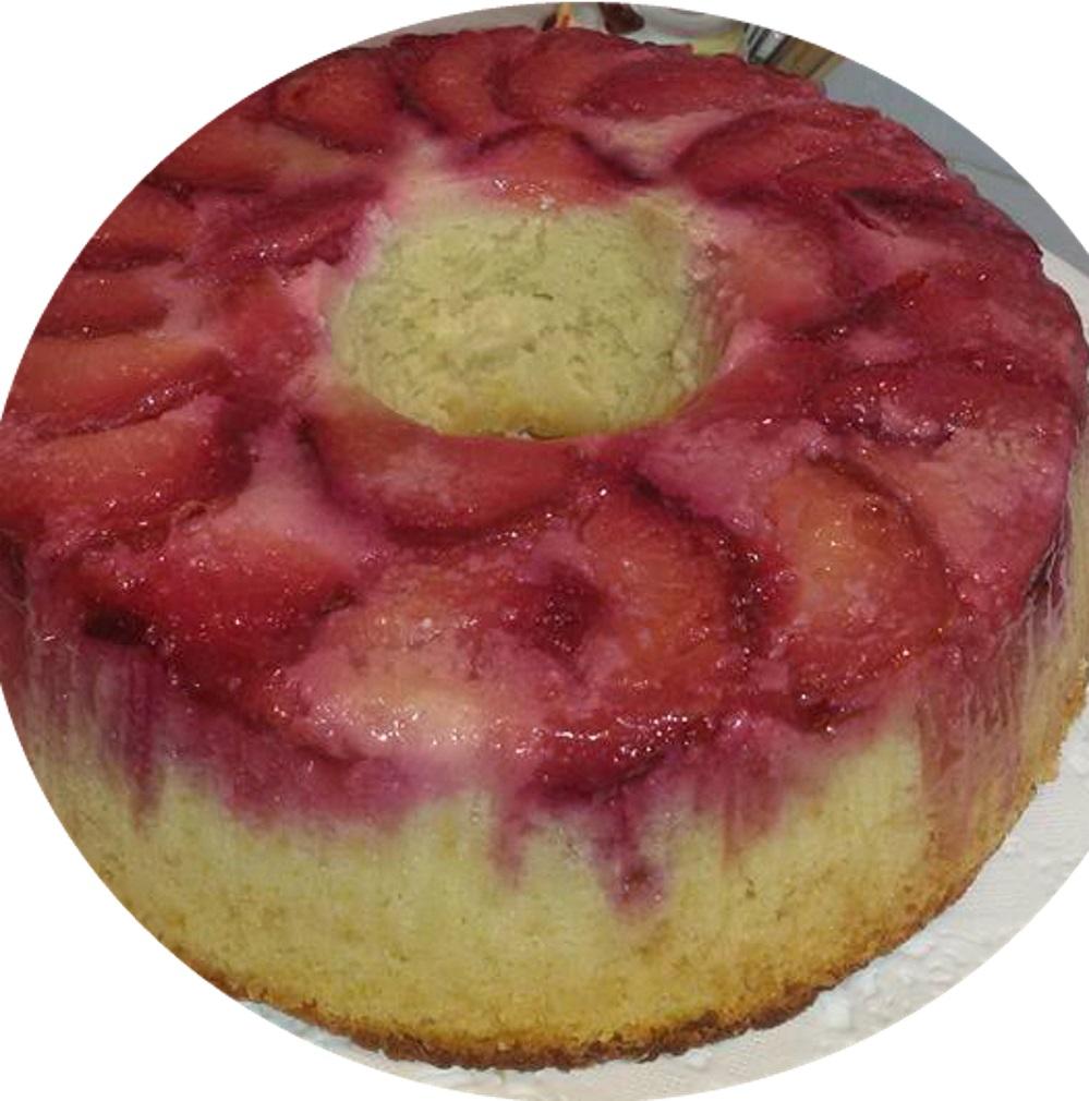 עוגת שזיפים מדהימה