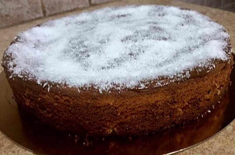 עוגת קוקוס וריבת חלב - מאסטר מתכונים