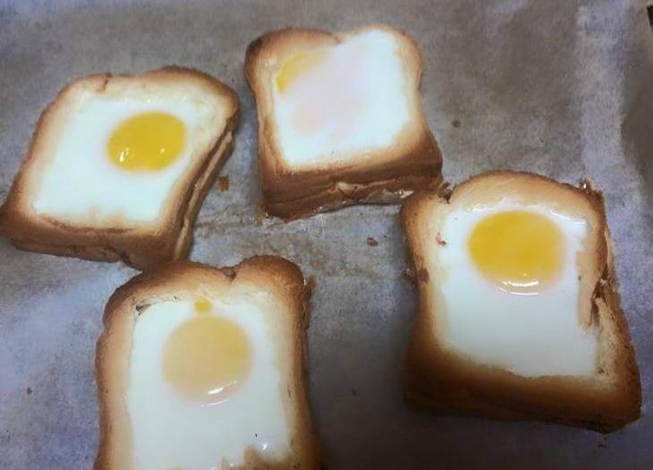 פרוסות חלה או כל לחם