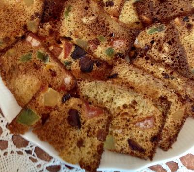עוגיות פיצוחים ופירות יבשים
