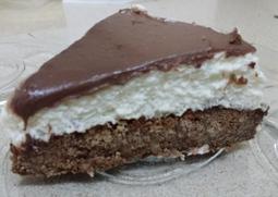 עוגת כדורי שוקולד משודרגת  ללא אפיה