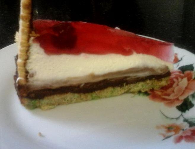 עוגת 5 שכבות