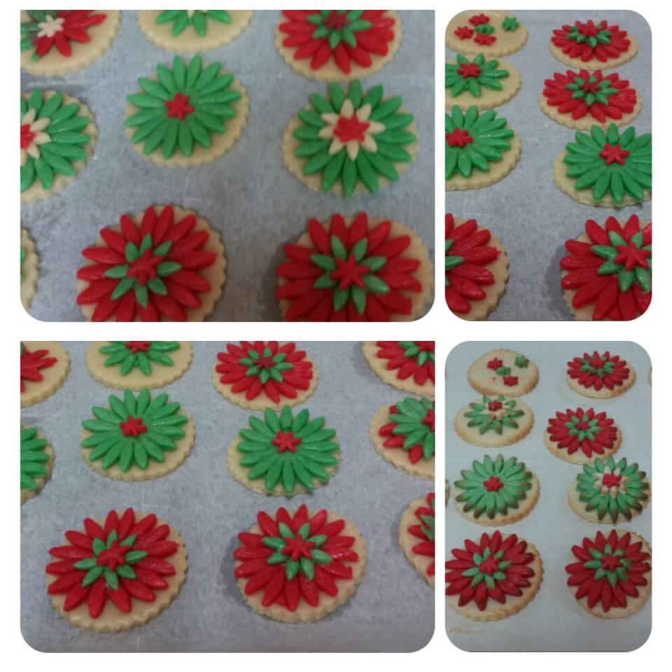 עוגיות מבצק פריך