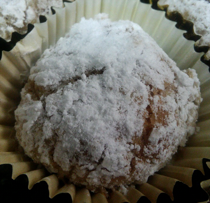 עוגיות בוטנים מרוקאיות