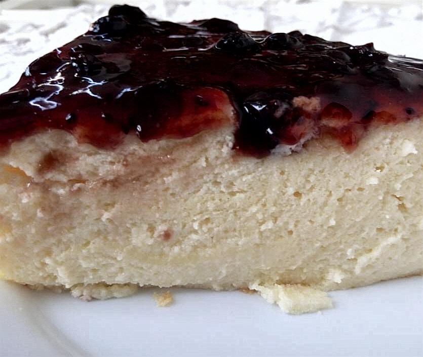 עוגת גבינה קלסית