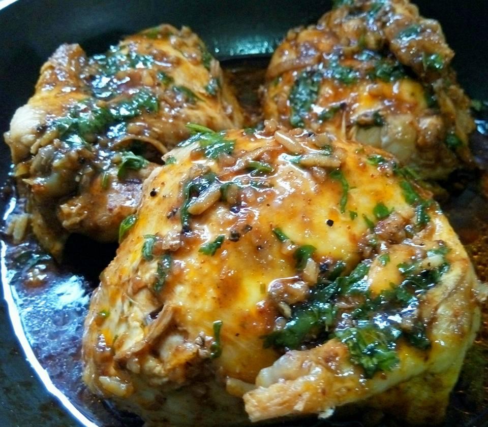 חזה עוף ממולא אורז ובשר