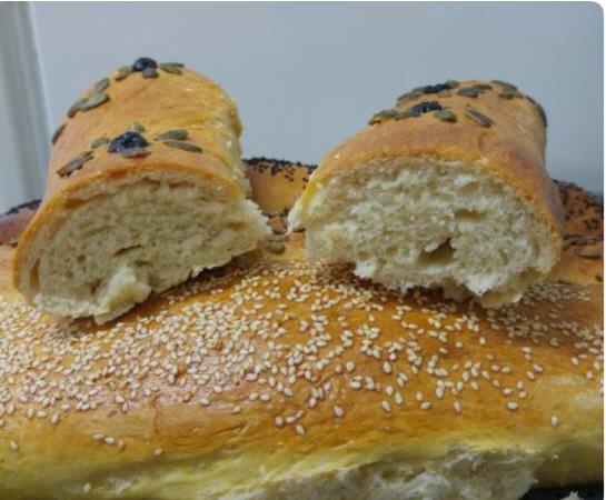 בגט/ לחם