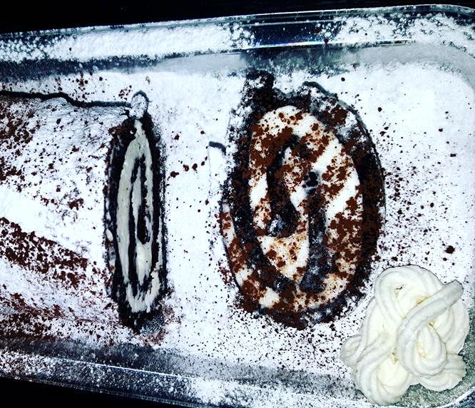 רולדת שוקולד וניל