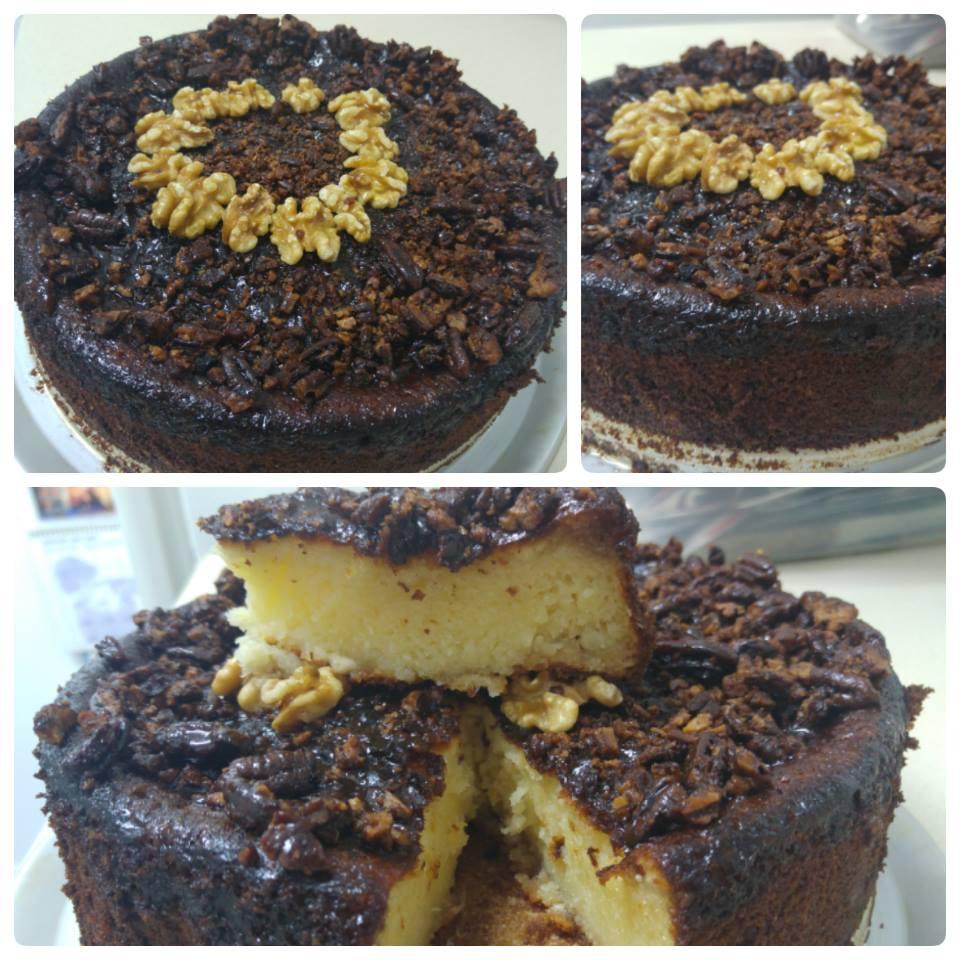 עוגה מעולה ללא גלוטן
