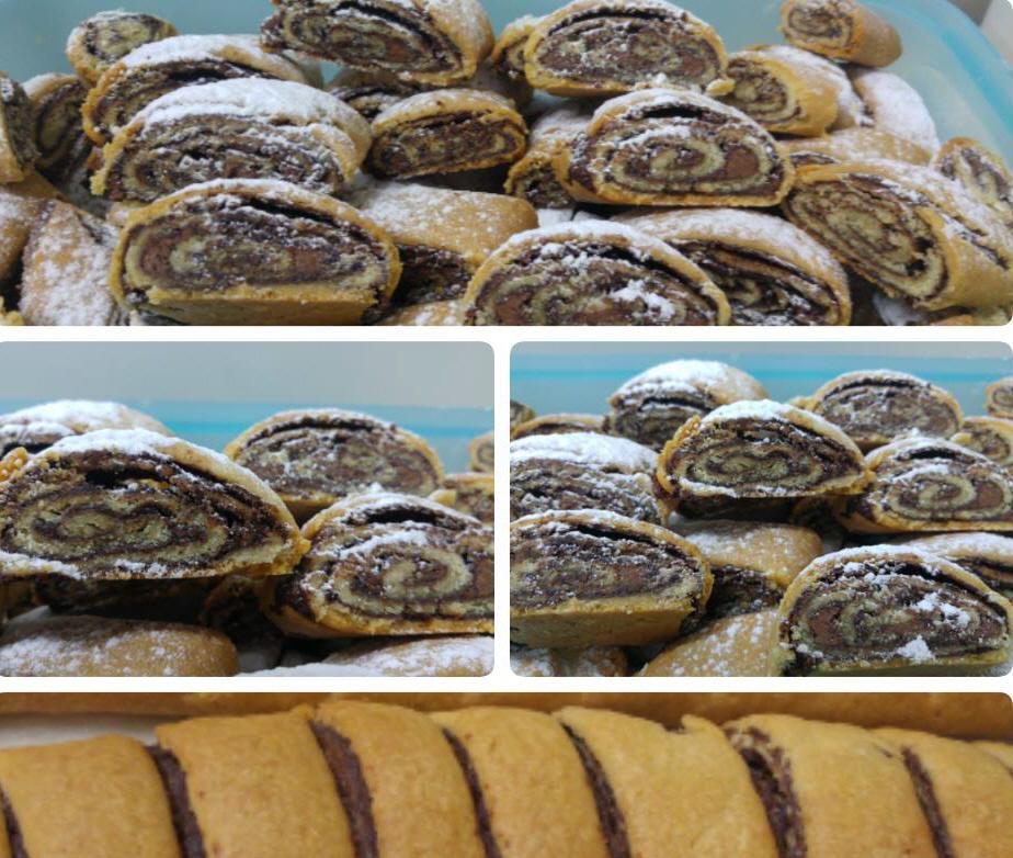 עוגיות נוטלה שכל ביס עונג