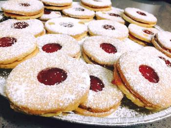 עוגיות ריבה- מאסטר מתכונים
