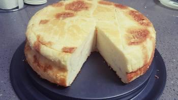עוגת גבינה אפויה- מאסטר מתכונים