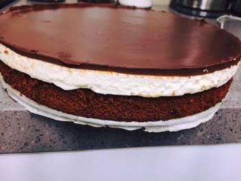עוגת קרמבו  -  מאסטר מתכונים
