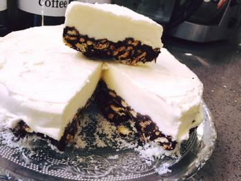 עוגת כדורי שוקולד-  מאסטר מתכונים