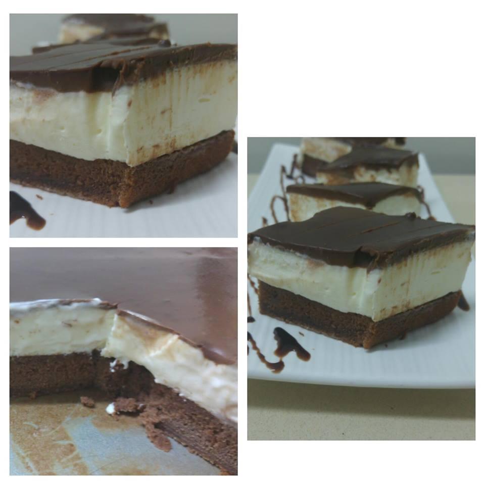 מבשלים ואופים עם מאסטר מתכונים  -  -   עוגת שמנת מטריפה