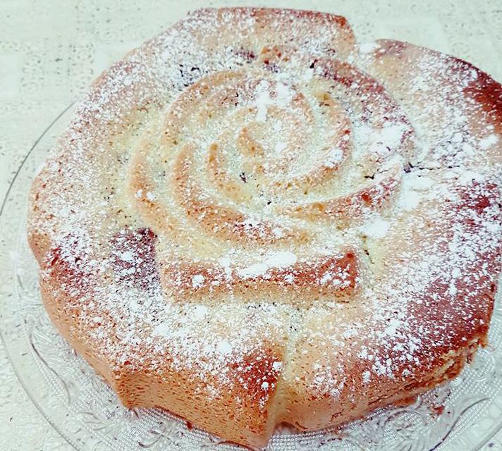 -מבשלים ואופים עם מאסטר מתכונים - עוגת שיש פרווה בטעם קפוצ'ינו