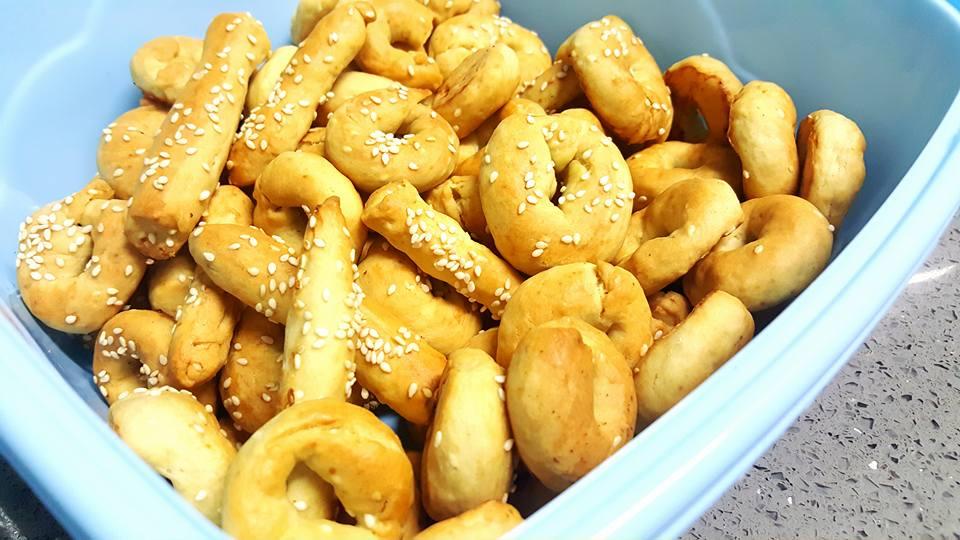 כעכעים מלוחים\ללא ביצים (עוגיות עבאדי) -  מבשלים ואופים עם מאסטר מתכונים