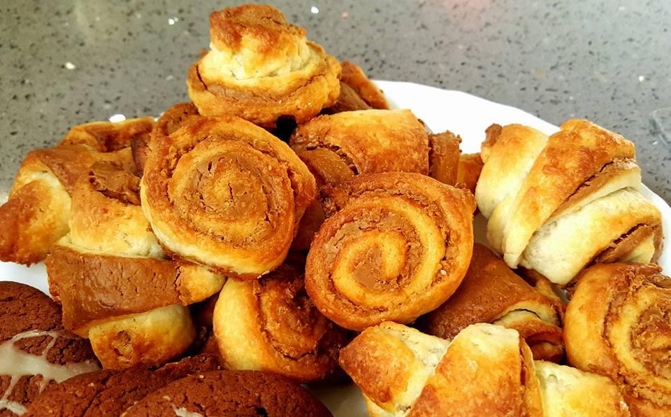 עוגיות לוטוס -  מבשלים ואופים עם מאסטר מתכונים